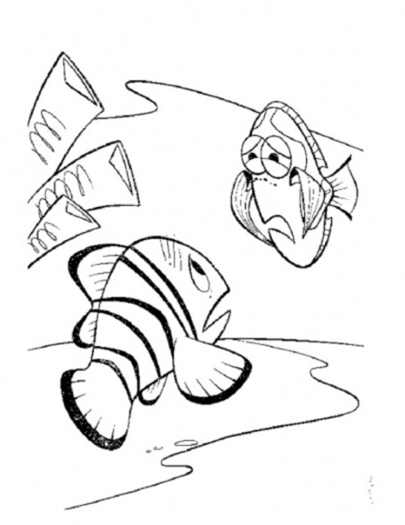Ocean Coloring Pages : Coloring Ville